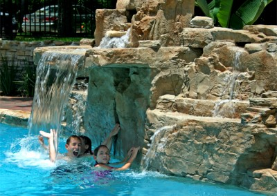 5 Ft Triple Pool Waterfall
