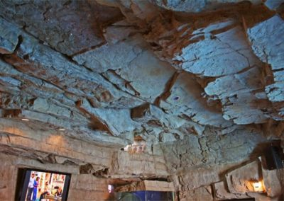 Rock Cave Ceiling