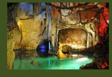 Artificial Rock Cave, Bavaria, Germany Circa 1800