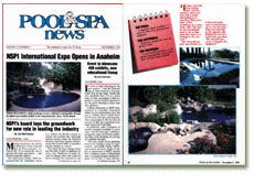 Pool Spa News Magazine