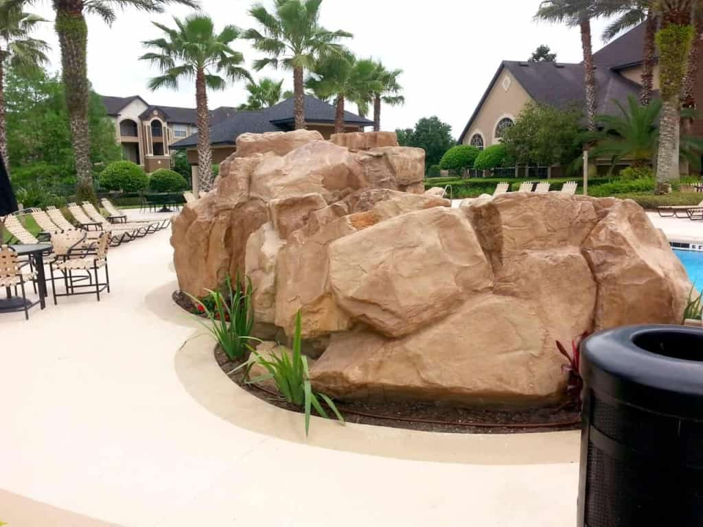 ricorock faux rock products