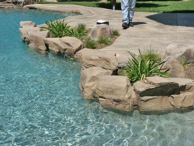 Boulders Around Pool Inspiration Boulders  Ricorock® Inc.