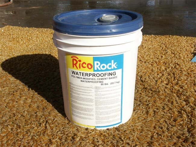 RicoRock Waterproofing