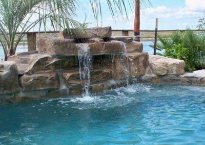 Small Waterfalls Ricorock Inc