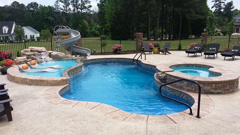 Cool Pools, NC
