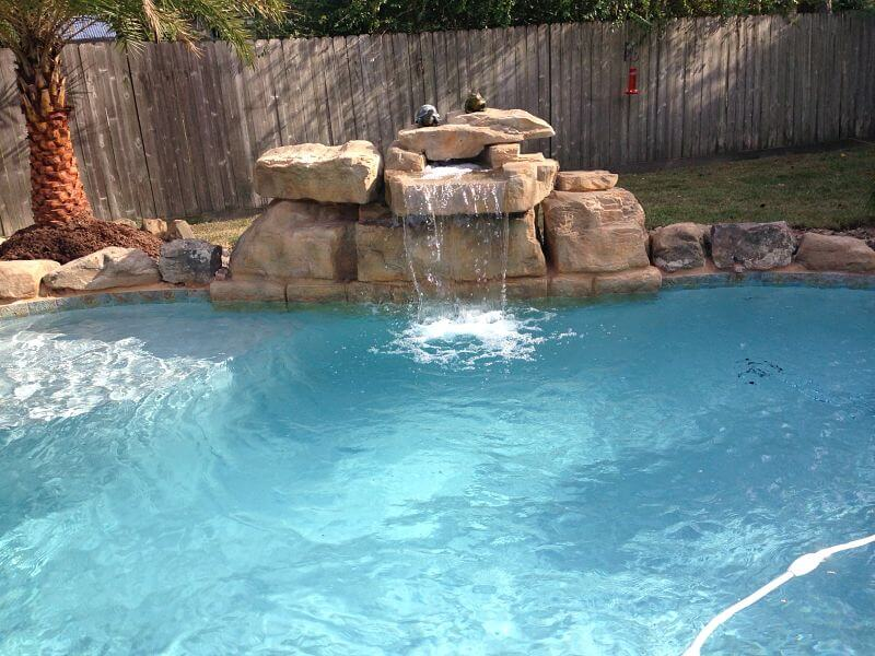 Swimming Pool Waterfalls Kits Backyard Waterfall Interior Foxy What Water Feature For