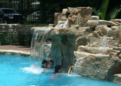 Paradise Waterfalls, FL