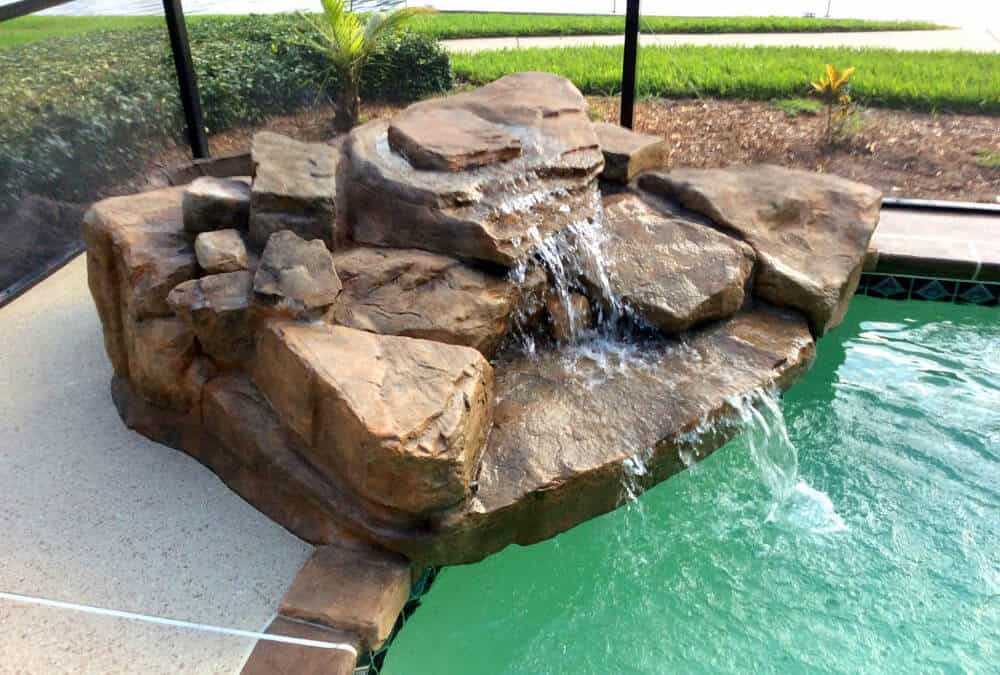 Creative RicoRock Waterfall Application