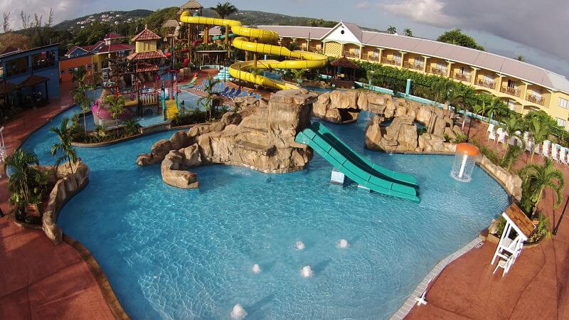 JRB WaterPark Drone zero entry opt
