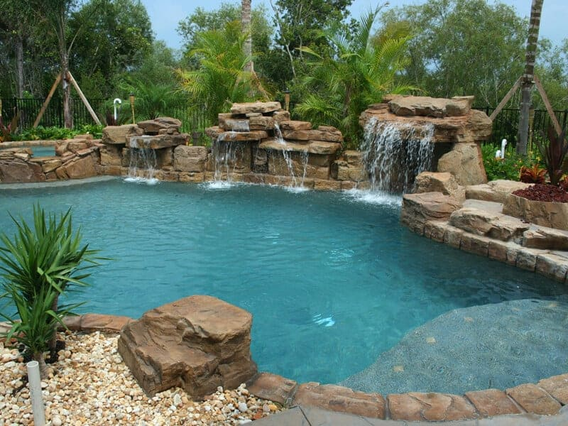 High Quality Aquascape Pools
