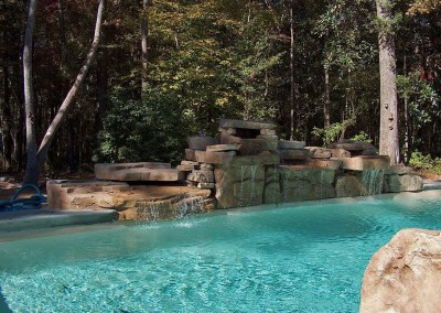 Blue Dolphin Pools of North Florida