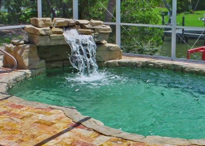 loveseat grotto tropical pools fl