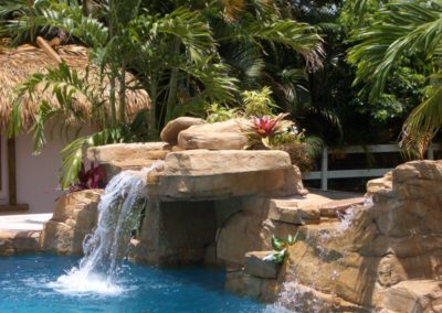 loveseat grotto younique pool rennovation fl2