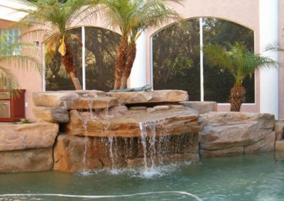 Waterfalls by Design