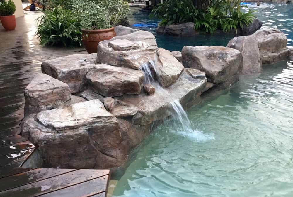 Texas 2-Step Waterfall Kit