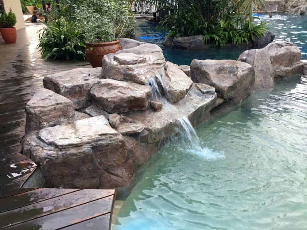 Texas 2 Step Waterfall Kit Ricorock Inc