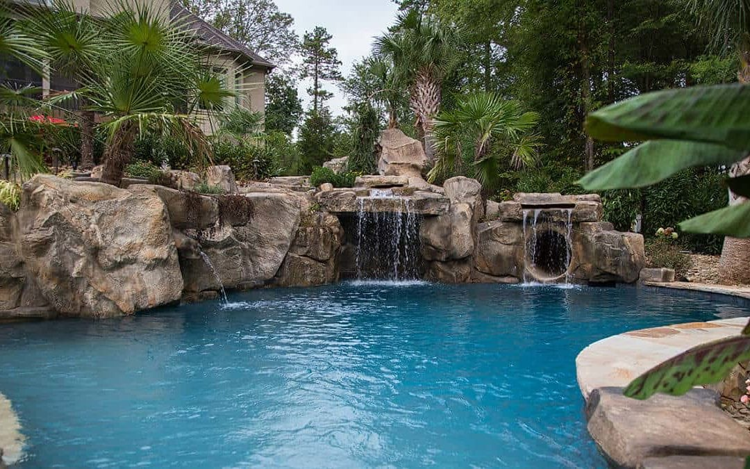 slidegrotto options for different budgets - Swimming Pools With Grottos
