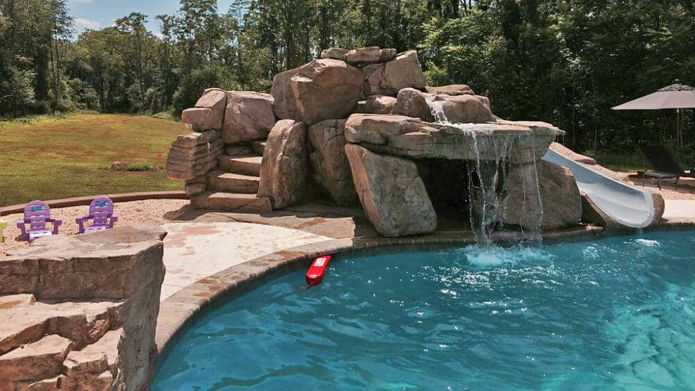 All american pond and gardens nj ricorock inc for Pond dealers