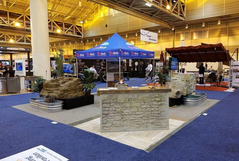 2016 International Pool Spa Show in New Orleans