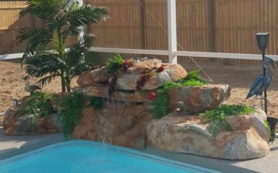 RicoRock Swimming Pool Waterfall Kit Homeowner Testimonial – Florida