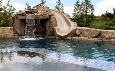 RicoRock Swimming Pool Grotto & Other Artificial Rock Products