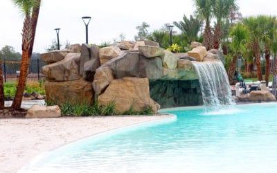 Crystal Lagoon at Balmoral, Houston, TX