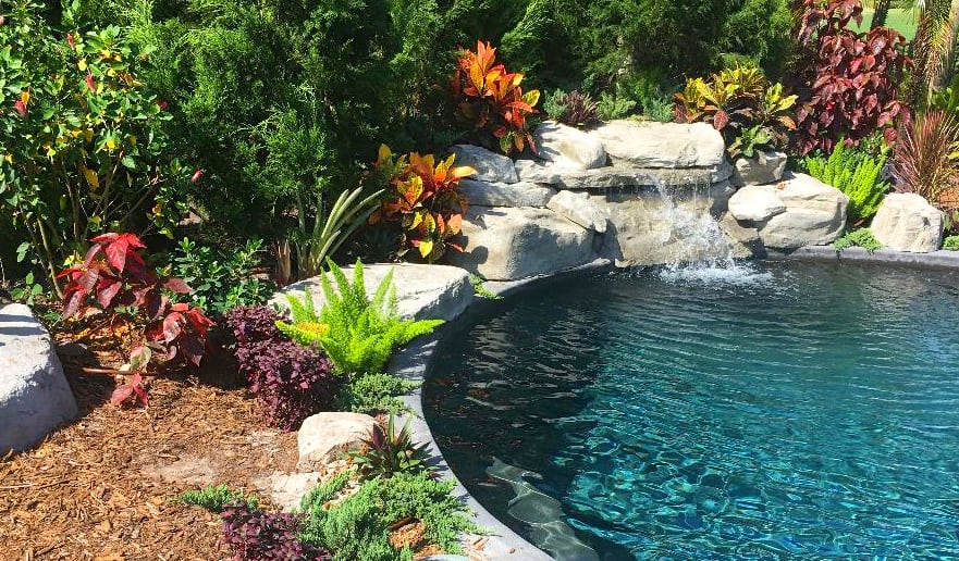The Secret to Making Swimming Pools Look Like Ponds