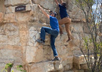 47 1 limestone climb