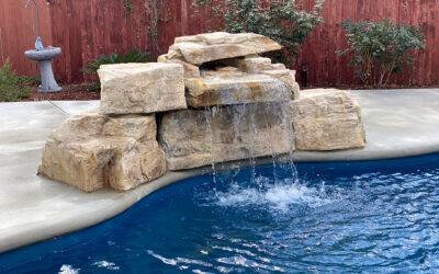 Artificial Rock Waterfall Kit – RicoRock 3 Foot Modular