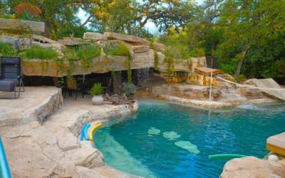 Cenote Pool & Treehouse