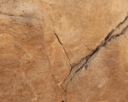 Western Sandstone Color Pattern