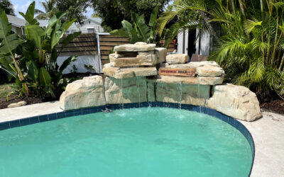 4 Foot Double Waterfall for Pure Florida™