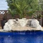 Laguna Beach One Piece Waterfall