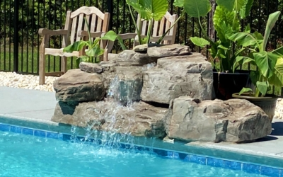 """28"""" Waterfall Kit lets homeowner channel his inner DIYer"""