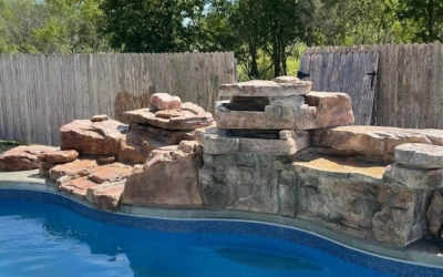 Pick your favorite RicoRock kits & personalize your water feature